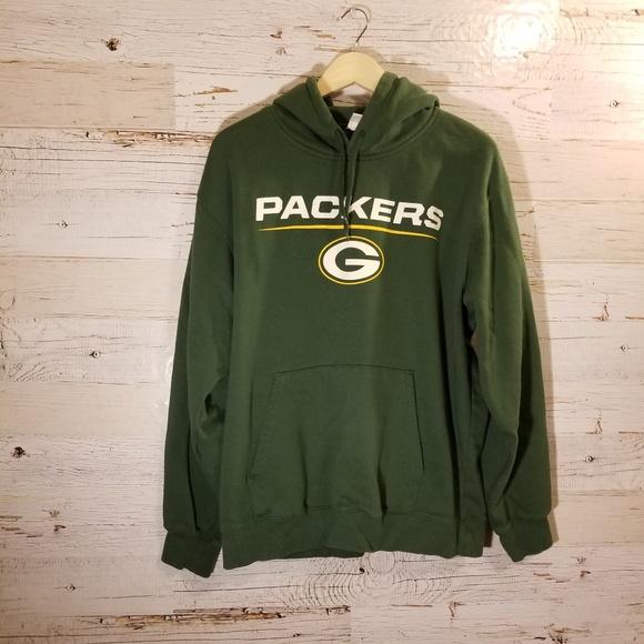 huge discount 58e35 9e4d9 NFL Apparel Green Bay Packers sweatshirt